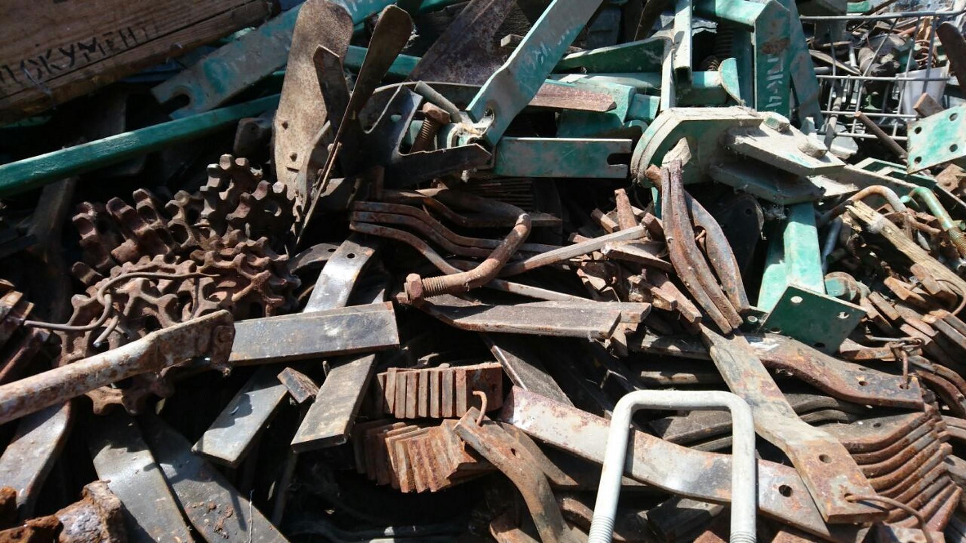 Скупка металла в Менделеево сдать металлолом самовывоз в Нерастанное
