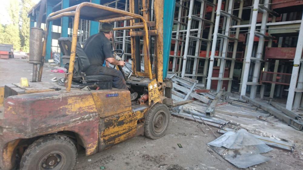 Сдать металл с вывозом в Пролетарский прием металлолома с вывозом в Электрогорск
