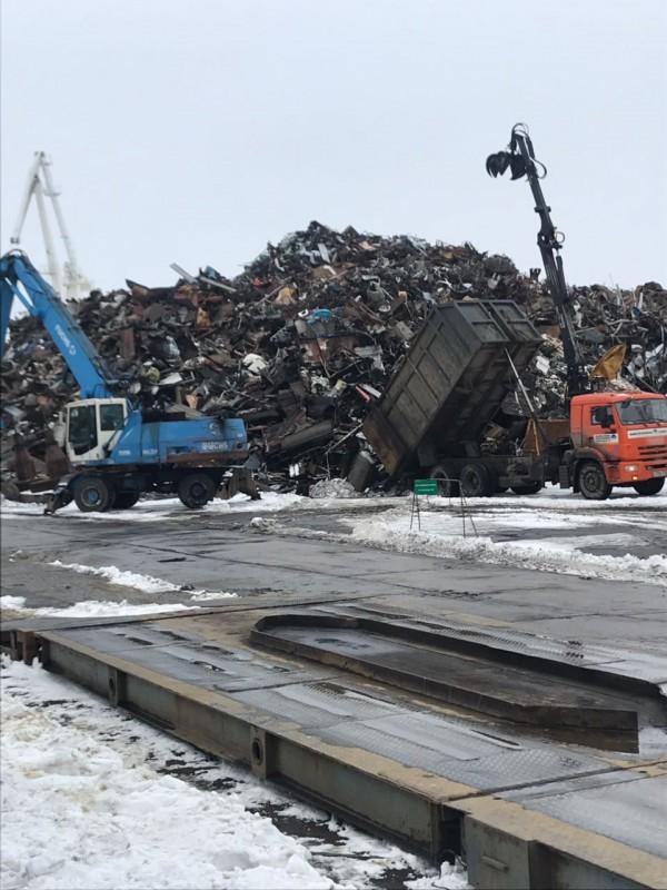 Сдать металлолом с вывозом в Каменское прием металлолома особенности